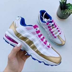 Nike Air Max 95 Peanut Butter & Jelly NEW